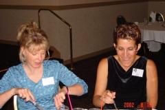 Pam (Bicknell) Ulitca & Lori (Hoss) Keeler