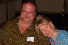 Steve Trujillo & Pam (Bicknell) Ulitca