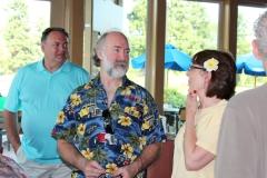Joel Parker, Kevin Savisky, Maureen (O'Hogan) Sawaya