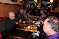 Mike Hatton / Larry Gillispie (72) (/ Anita Sorrells (71) / Steve O'Byrne / Pam (Radnich) Hatton / Joel Parker