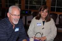 Mark (Cooper) Brehm (73) / Karen (Euler) Orewiler (73)