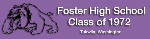 Foster Class of 72 Logo